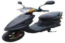 林海雅马哈牌LYM100T-6型两轮摩托车图片