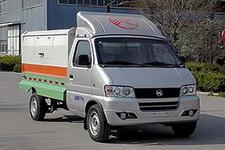 苏通牌HAC5021ZLJEV1型纯电动自卸式垃圾车图片