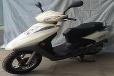 HH100T-138型汉虎牌两轮摩托车图片