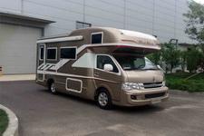 佰斯威牌WK5032XLJZA5型旅居车图片
