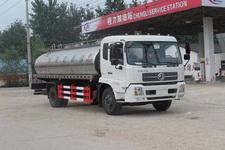 CLW5160GNYD5型程力威牌鲜奶运输车图片