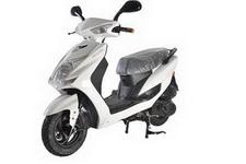 坤豪牌KH125T-3D型两轮摩托车图片