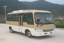 跃迪牌SQZ6601KA型客车