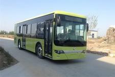 易圣达牌QF6110HEVNG型混合动力城市客车