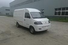 达福迪牌JAX5024XXYBEVF268LB15M2X2型纯电动厢式运输车图片