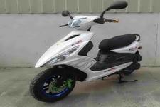 广爵牌GJ125T-8C型两轮摩托车