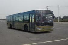 安凯牌CCQ6120BEV2型纯电动城市客车