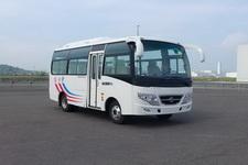 南骏牌CNJ6600LQDV型客车
