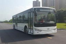 安凯牌CCQ6100BEV1型纯电动城市客车