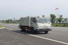 江特牌JDF5080ZYSJ5型压缩式垃圾车