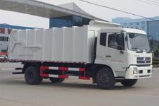 程力威牌CLW5163ZDJD5型压缩式对接垃圾车