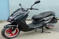 帅雅牌SY125T-5型两轮摩托车
