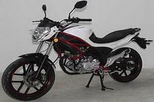 豪达牌HD150-9G型两轮摩托车图片
