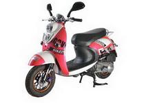 坤豪牌KH125T-D型两轮摩托车图片