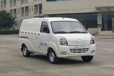 红星牌HX5029XXYAVEV型纯电动厢式运输车