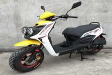 义鹰牌YY125T-12A型两轮摩托车