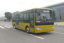 安凯牌CCQ6800BEV1型纯电动城市客车