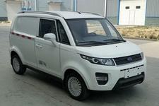 御捷马牌YGM5021XXYBEV22型纯电动厢式运输车