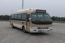 8.2米|10-27座晶马纯电动城市客车(JMV6820GRBEV1)