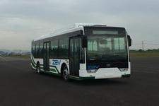 10.5米|10-26座中植汽车纯电动城市客车(CDL6100URBEV1)