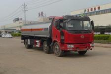 解放小三轴运油车价格 15997903157