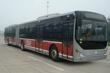 中通牌LCK6180H5QG型铰接式城市客车图片