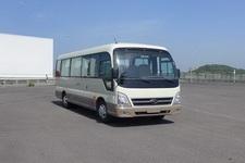 南骏牌CNJ6710LQDV型客车