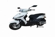 大运牌DY125T-19型两轮摩托车