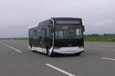 南车牌CSR6850GLEV2型纯电动城市客车