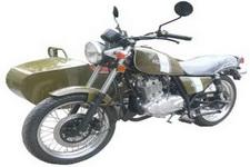 洛嘉牌LJ150B型边三轮摩托车图片