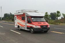依维柯国五移动餐车