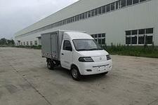 达福迪牌JAX5024XXYBEVF268LB15M2X1型纯电动厢式运输车图片