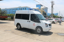CLW5040XJHJ5型程力威牌救护车图片