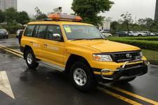 湘陵牌XL5030XXHCV型救险车