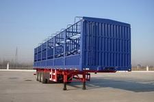万事达13米21吨3轴仓栅式运输半挂车(SDW9280CLXY)