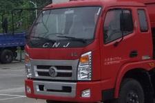 南骏牌NJP5815PD8型自卸低速货车图片