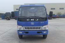 南骏牌NJP4010PD6型自卸低速货车图片