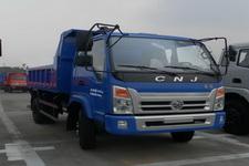 南骏牌NJP5815PD6型自卸低速货车图片