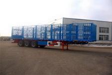 中集牌ZJV9391CCQ型牲畜运输半挂车图片