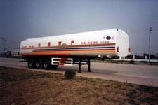 开乐牌AKL9400GHY型化工液体运输半挂车图片