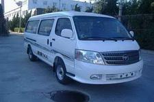 福田牌BJ6536B1DWA-X1型轻型客车图片