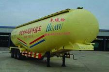 华宇达牌LHY9406GFL型粉粒物料运输半挂车图片