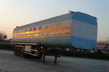 华宇达牌LHY9403GHY型化工液体运输半挂车图片