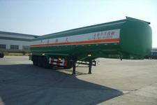 华宇达牌LHY9370GHY型化工液体运输半挂车图片