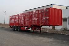 中集牌ZJV9390CCQ型牲畜运输半挂车图片