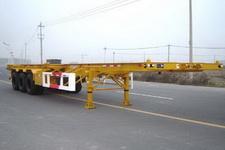 通华12.4米30.5吨3轴集装箱运输半挂车(THT9370TJZ01)