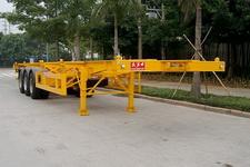 蛇口港机牌SGJ9390TJZG型集装箱运输半挂车