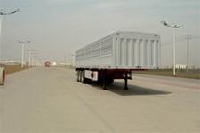 开乐牌AKL9393XCY型仓栅式运输半挂车图片