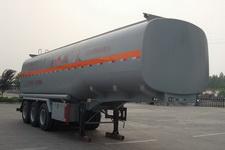 华宇达牌LHY9404GHY型化工液体运输半挂车图片