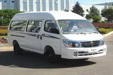 金杯牌SY6543MS3BH型轻型客车图片